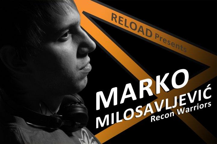 Marko Milosavljević Recon Warriors